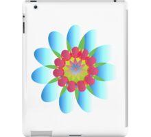 Trippy Flower iPad Case/Skin