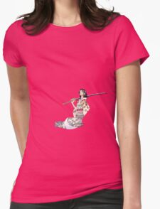 Nico Robin Womens Fitted T-Shirt