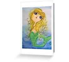 Mermaid Lexy Greeting Card