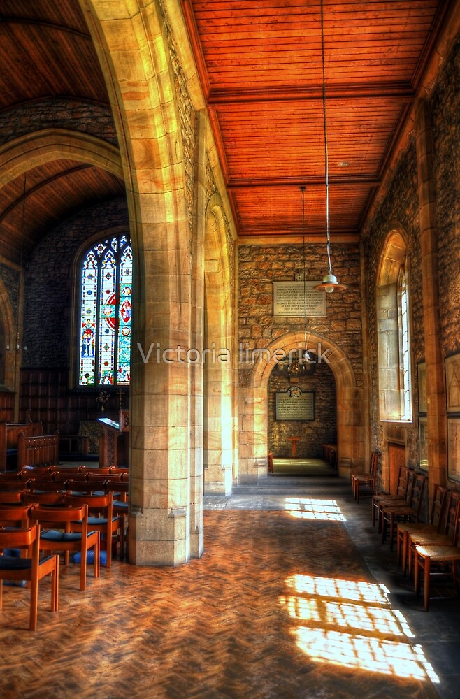 St Leonard Church - Downham by Victoria limerick