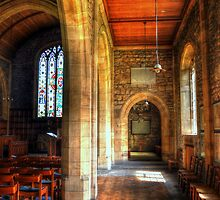St Leonard Church - Downham by Victoria limerick
