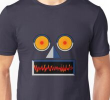 Robot Face Unisex T-Shirt