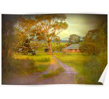 Before It's Gone - Nairne, Adelaide Hills, South Australia Poster