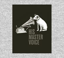 HIS MASTER VOICE part 2 Long Sleeve T-Shirt