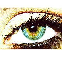 Aye, Eye! Photographic Print