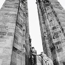 The Canadian National Vimy Memorial  by Angela E.L. Clements