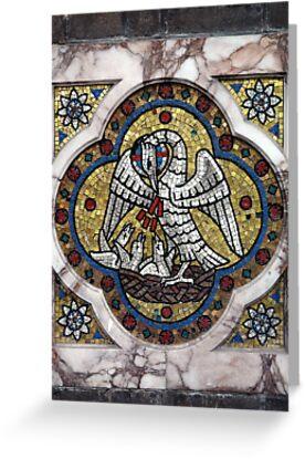 Pelican in its Piety by Kiriel