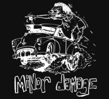 Morris Minor Damage (dark shirt) by contriviad