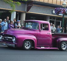 1956 Ford V8 Truck..... by DonnaMoore