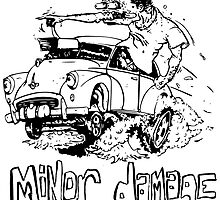 Morris Minor Damage by contriviad