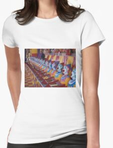 showtime Womens Fitted T-Shirt