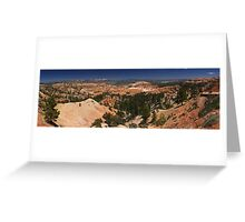 Grand Staircase Greeting Card
