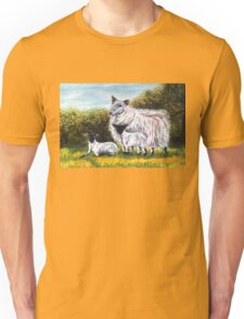 Black Faced Lambs Unisex T-Shirt