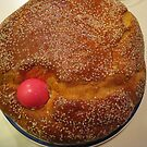 Greek Easter Bread by fionahoratio
