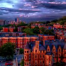 My home in Brookline, MA by LudaNayvelt