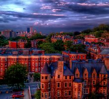 Brookline, MA by LudaNayvelt