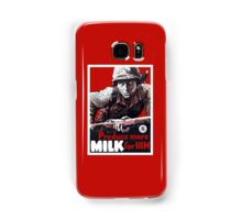 Produce More Milk For Him -- WWII Samsung Galaxy Case/Skin