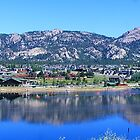 Reflecting Estes by Shilohlin Pfeiffer