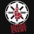 Republic Enemy by castlepop