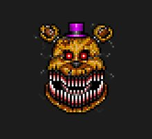 Five Nights at Freddys 4 - Nightmare Fredbear - Pixel art by GEEKsomniac