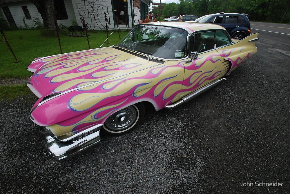 Custom Caddy by John Schneider
