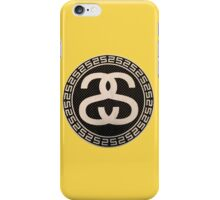 stussy iPhone Case/Skin