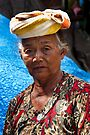 Balinese Woman, Ubud by Chris Westinghouse