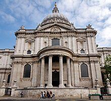 St. Paul's by Adri  Padmos