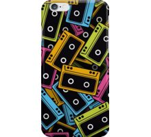 Collection Cassettes iPhone Case iPhone Case/Skin