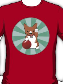 Maneki Corgi (Fawn) T-Shirt