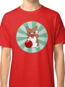 Maneki Corgi (Fawn) Classic T-Shirt