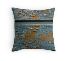 The Last Color of the Marshal Hotel Throw Pillow