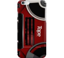 Dj Tapes iPhone Case iPhone Case/Skin