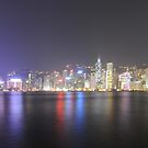 Hong Kong by Dean Bailey