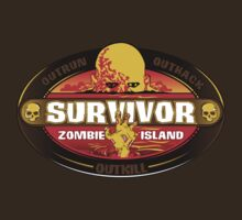 Survivor: Zombie Island by Vincent Carrozza