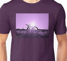 Light Also Comes From Some Pedaling Unisex T-Shirt
