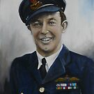 Noel McPhail-Bomber Pilot and Squadron Leader by Wayne Dowsent