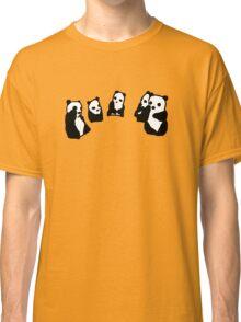 panda t-shirt Classic T-Shirt