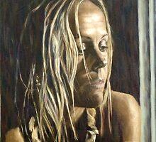Self-Portrait by alstrangeways
