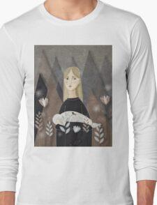 Swan Long Sleeve T-Shirt