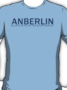Anberlin - Blueprints T-Shirt