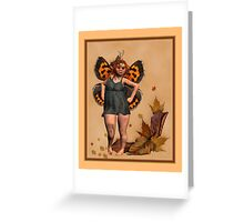 Autumn Fey Greeting Card