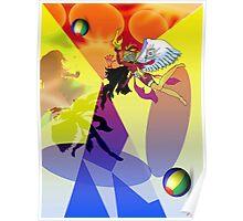 Fantastic Colour trip Poster