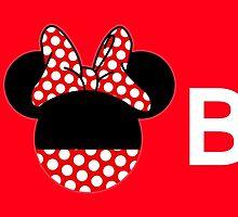 I Minnie BF [For Ladies] by toodystark