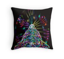 Julian Glass Throw Pillow