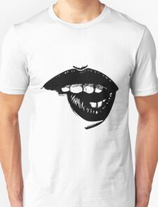 Ink Lip Bite T-Shirt
