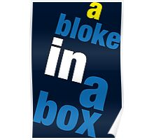 A Bloke in a Box! Poster