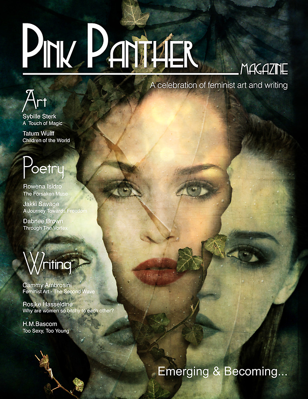 Pink Panther Magazine - Issue 12 by Anna Shaw