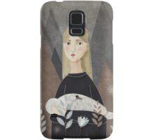 Swan Samsung Galaxy Case/Skin