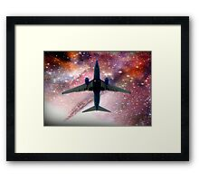 Space Travel 2011 © Framed Print